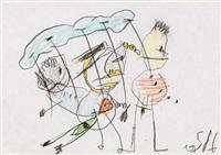 ohne titel (10 works) by anselm glück