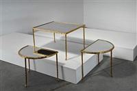 sofatisch (in 2 parts) by atelier bagues