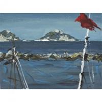 paysage marin by dimitri bouchene