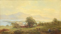 homestead at lake george by herman fuechsel