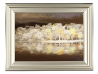 autumun landscape by yuki sekiguchi