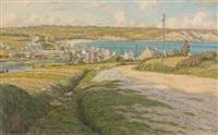 morgat by henri rivière
