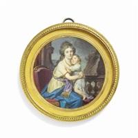 comtesse de sartiges, also called mme roberjot-lartigue by jean baptiste jacques augustin