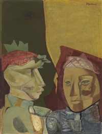 two actors by robert colquhoun