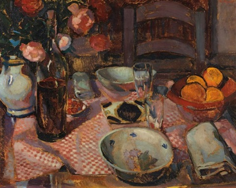 la table dressée by edmond sigrist