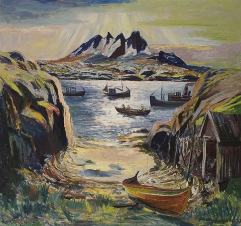 from nordland by ola abrahamsson
