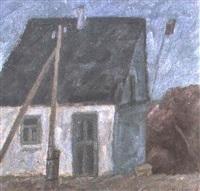 la datcha de l'artiste by v. basmanov