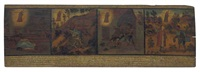 ex-voto with four scenes of miraculous intervention by anonymous-mexican (18)