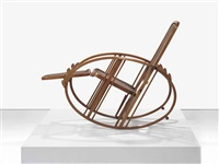 egg rocking chair (model no. 267) by antonio volpe