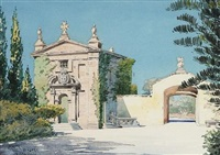 the church of st. anthony the abbot, verdala, malta by nicholas krasnoff
