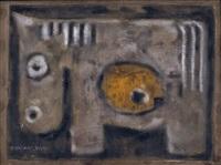 an owl by liu ch'i-wei
