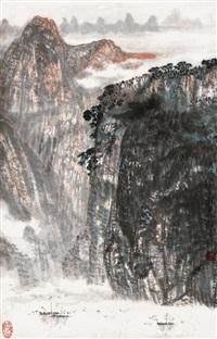 峡江秋 by lei jiutai