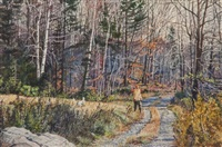 grouse hunting by henry mcdaniel