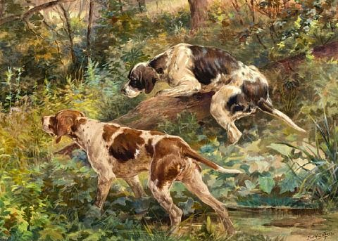 two pointers by edmund henry osthaus