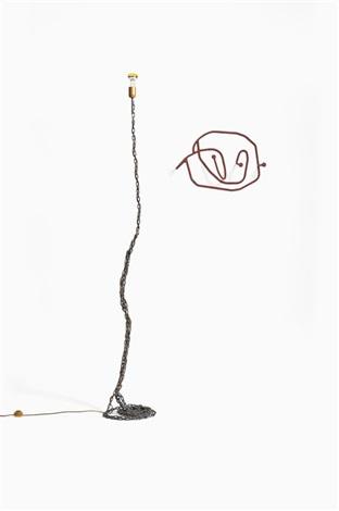 privat lampe des kunstlers by franz west