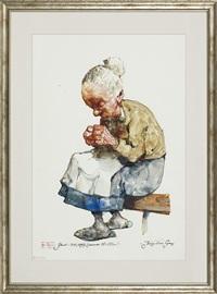 aging by jerzy duda-gracz