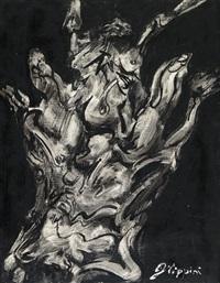 komposition in schwarz und weiss by felice filippini