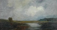 landscape with water by winston mcquoid