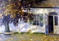 untern kastanienbaum by ulrich v. uechtritz-steinkirch