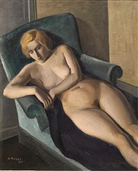 la chaise-longue by mario tozzi