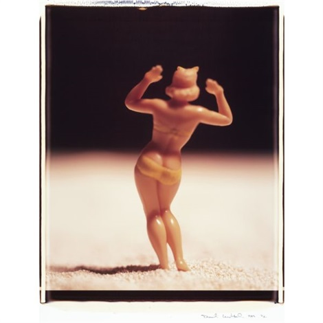 selected images (4 works; from american beauties) by david levinthal