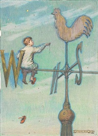 the weathercock by norman ault