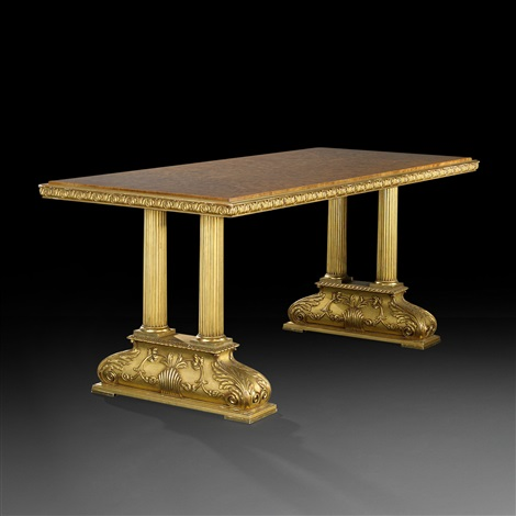 caesar library table by axel einar hjorth