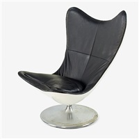 glove chair by sir terence conran