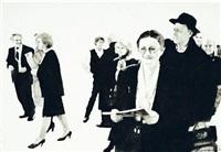 vernissage by eduard gorokhovsky