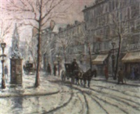 calle nevada by jose fabian