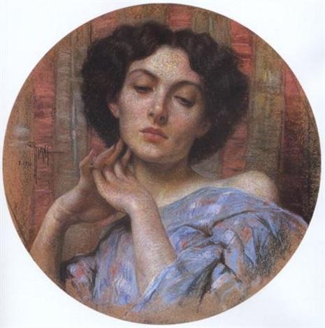 volto di donna by giovanni giani