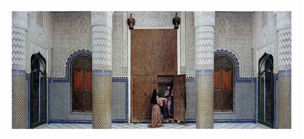 les ffemmes du maroc harem no 11 in 3 parts by lalla essaydi