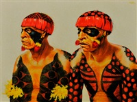 xingu warriors by paul pletka