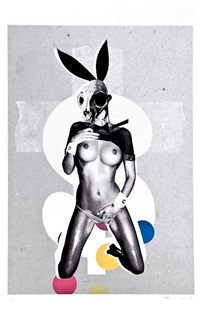 bunny girl by paul insect