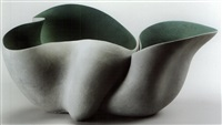 large double bowl by irene vonck