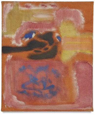 no 9 by mark rothko