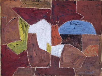 artwork by serge poliakoff