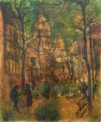 montmartre by lebadang
