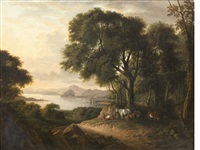 dumbarton rock by alexander nasmyth