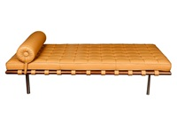 barcelona couch by ludwig mies van der rohe