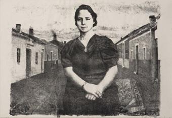 la madre by antonio lópez garcía