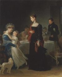 la visite by marguerite gérard