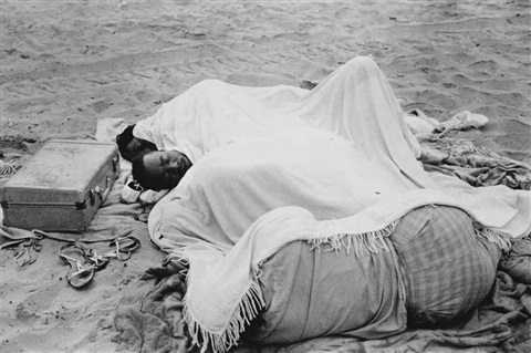 coney island 4th july by robert frank