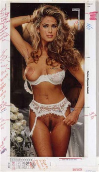 shauna sand, may playmate of the month by stephen wayda