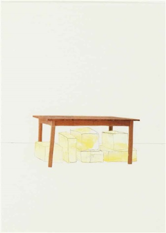 untitled by rachel whiteread