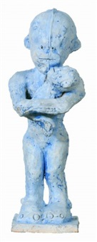 kobieta z dzieckiem by sylwester ambroziak