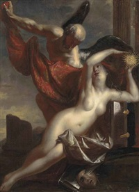 time revealing truth by theodor van thulden
