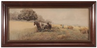 hay harvest by frank f. english