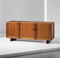 sideboard, model no. mb 15 by franco albini