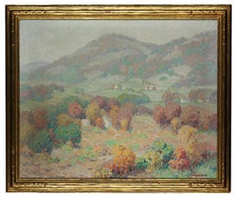 carolina hills by frances keffer